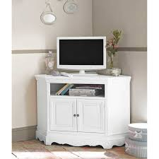 white corner tv stand. furniture, delightful white corner tv stand ideas classic mahogany wood with tv