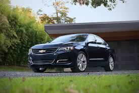 2016 Chevy Impala: A Family Vehicle in Disguise - McCluskey Chevrolet