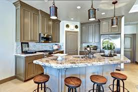 kitchen island design ideas. Corner Kitchen Island Pantry Ideas With Wood Counter Stools Bar In Design 3 V
