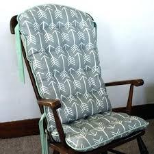 wooden rocking chair cushions raincitygardenscom