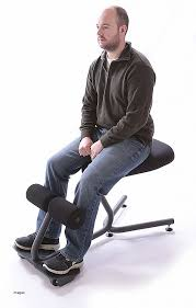 backless office chairs ergonomic unique backless office chair cryomats