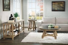 riverside furniture weatherford round cocktail table