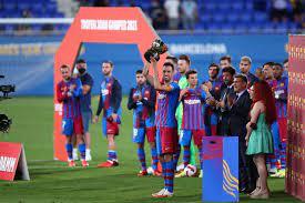 FC Barcelona News: 9 August 2021; Lionel Messi says goodbye, Barça win  Gamper Trophy - Barca Blaugranes