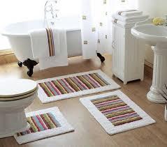 10 Interesting And Fun Bathroom Area Rugs  RilaneColorful Bathroom Rugs