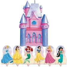 Disney Princess Castle Candles Cake Topper Decoration On Popscreen