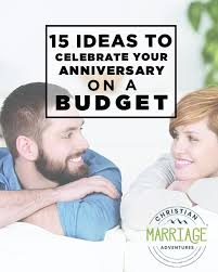 15 ideas to celebrate your anniversary