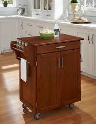 cuisine cart warm oak finish with oak top 9001 0066g canada kitchen island cart
