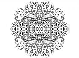 Small Picture Printable zentangle coloring pages
