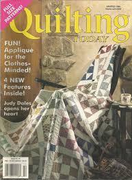 Quilting Today Magazine - Quilt Magazine - Jan/Feb 1995 - Issue No ... & Quilting Today Magazine - Quilt Magazine - Jan/Feb 1995 - Issue No. 46 Adamdwight.com
