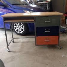 pottery barn locker furniture. Used Pottery Barn Teen Locker Desk Furniture T