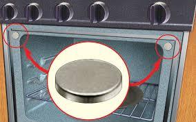 oven door magnets