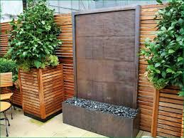 Small Picture Outdoor Wall Water Feature Design Yard Ideas Pinterest Wall