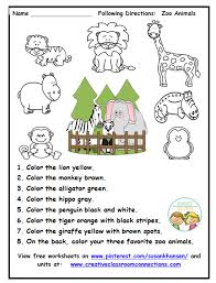 FREE Directions   Giving and Asking Worksheets
