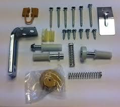 bi fold door hardware pack