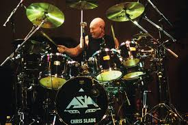 Chris Slade Looks Back on Years with <b>AC</b>/<b>DC</b>, the Firm, and ...