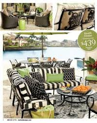 ballard designs patio furniture black and white patio furniture