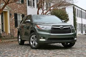 2014 Toyota Highlander - Driven Review - Top Speed
