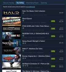 Halo Charts Halo The Master Chief Collection Tops Steam Sales Charts