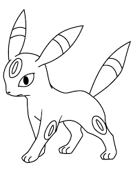 Pokemon Coloring Page To Print Out