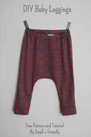 Free Sewing Patterns For Baby Magnificent Free Sewing Patterns Baby Leggings And Shorts Sunday Ray