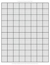 Engineering Graph Paper Template Free Printable C 5 8 Letter