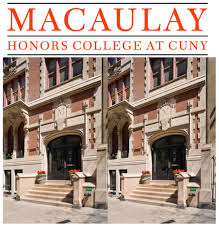 macaulay honors college essay macaulay honors college at cuny essay