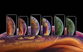 Apple iPhone XS & XR: Wallpaper als ...