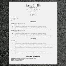 Is It Better To Have A Traditional Resume Or A Modern Resume For Noncreative Jobs Classic Resume Cv Template Word Cover Letter Template
