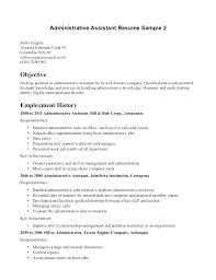 Sample Medical Administrative Assistant Resume – Lespa