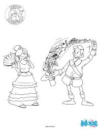 Small Picture Spain coloring pages Hellokidscom