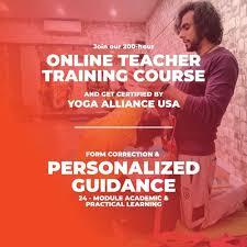 5 weeks uni yoga teacher training