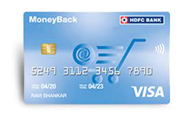 Free credit card calculator to find the time it will take to pay off a balance, or the it is possible to withdraw credit from a credit card for physical cash. Moneyback Credit Card Fees Charges Hdfc Bank