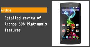 Archos 50b Platinum review: worth ...
