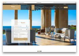 Small Picture Top 15 HTML5 Hotel Booking Website Templates 2017 Colorlib