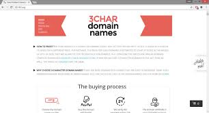 about 4 letter domain names the extensive inventory of web and puter services including domain name services the 4 letter domain niche