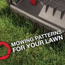 Mowing Patterns Delectable Lawn Striping How to Make Lawn Mowing Patterns by TroyBilt