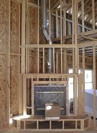 fireplace framing zero clearance gas fireplace framing gas fireplace framing technicians fireplace framing