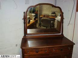 antique mirrored furniture. Antique Mirror Dresser With Old Design For Sale Mirrored Furniture
