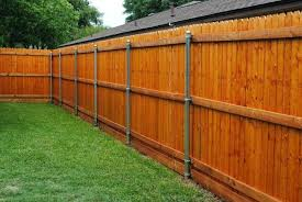privacy fence design. 8 Privacy Fence Impressive Steel Post For Wood  With Posts Design U