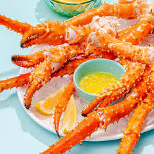 Alaskan King Crab Legs by SeaBear ...