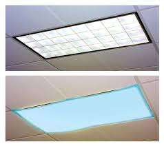 Kitchen Fluorescent Light Covers Amazoncom Educational Insights Fluorescent Light Filters