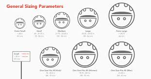 Bike Helmet Size Chart Bike Helmet Size Guide Swagtron