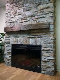 faux wood fireplace mantels stone veneer fireplace instead of wood mantle make a rock shelf faux faux wood fireplace mantels