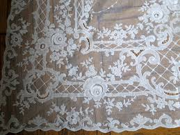 maj1a er er of antique lace fine linens vintage clothing curtain old fashioned curtains