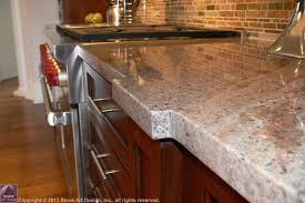 custom edges st louis mo countertops bars bathrooms within eased edge granite countertop prepare 5