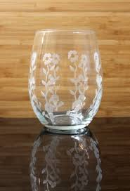 faux etched glass