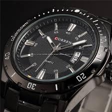 CURREN <b>Luxury Top</b> Brand Analog sports Wristwatch Display Date ...