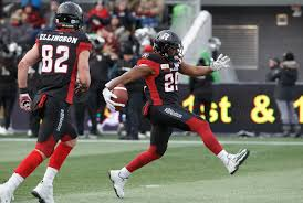Redblacks Earn Grey Cup Berth With Dominant Win Over Tiger