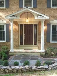 Brick Front Stoop Designs Exterior Home Design Classic And Modern Exterior Brick