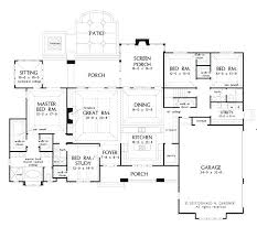 floor plans with kitchen in front of house stunning kitchen in front of house plans plan of the week the story house screened ranch stunning kitchen in
